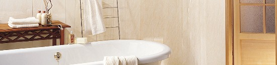 the pros and cons of bathroom cladding